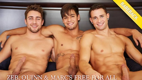 Zeb, Quinn, & Marc's Free For All