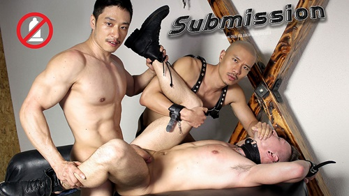 Suit and Tied, Submission – Duncan Ku, Caged Jock & Tyler Slater
