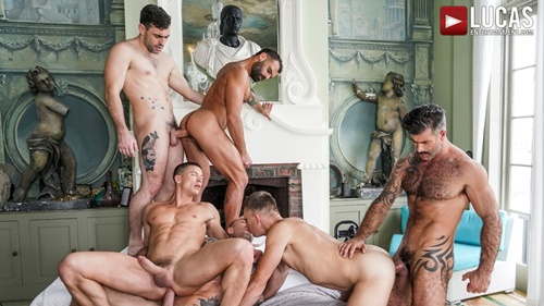 Ass-Hammering Hardware Fire Island Orgy (Part 01)[Bareback] Adam Killian, Andrey Vic, Drake Masters, Dylan James, Max Arion, Ruslan Angelo