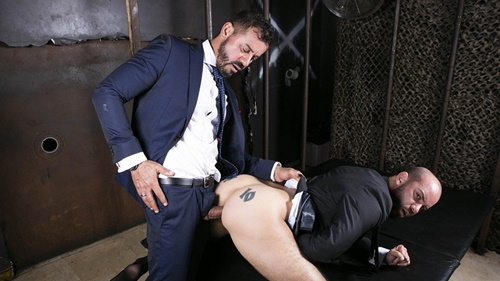 "Bruno Max, Thomas Thunder ""Cruising Glory Hole"""