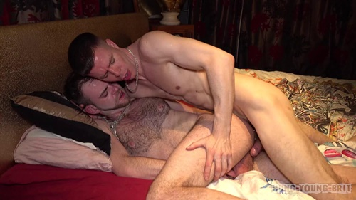 Eastender Danny Dyer Double Fucked By Thick Gigantic Dick Boy Bareback