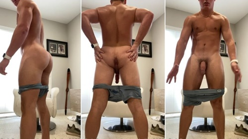 Kegan Keller – Jerk Off massive load cum