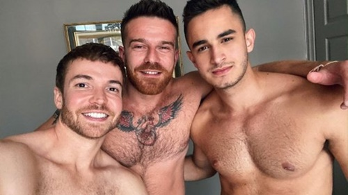 Igor Miller, Gabriel Cross & Mathew