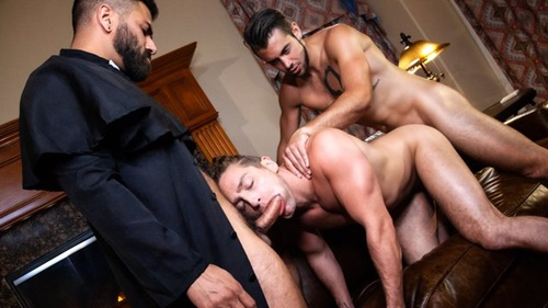 Adam Ramzi, Dante Colle, Calvin Banks – Scared Stiff #02